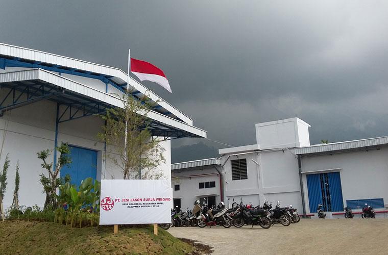 14 PT Jesi Jason Surya Wibowo Boyolali