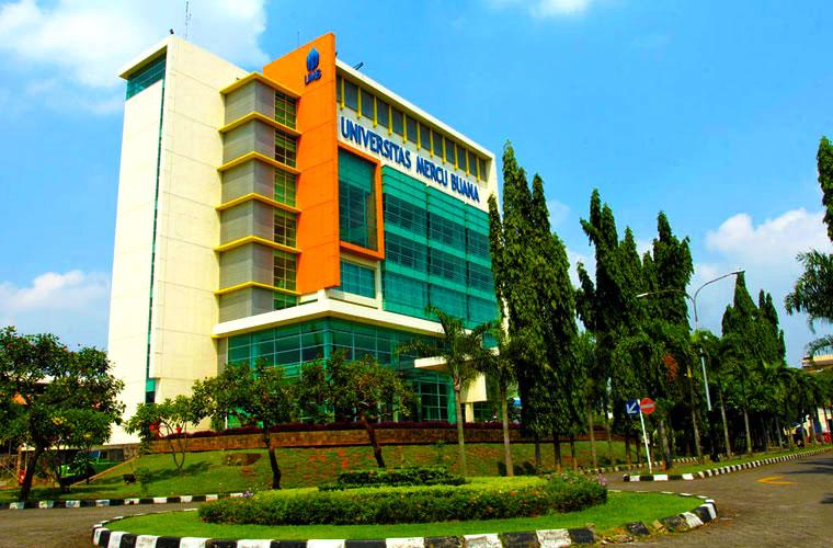 2 Universitas Mercu Buana Jakarta Selatan