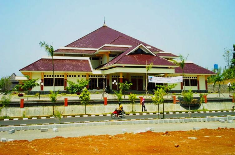Gedung Serbaguna Prof. Soedarto, S.H. UNDIP