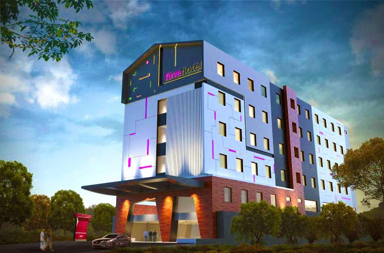 Fave Hotel Tlogomas Malang