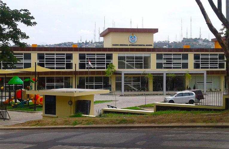Gandhi Memorial Intercontinental School