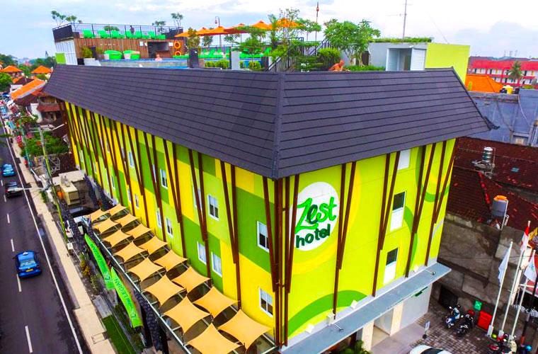 Zest Hotel Legian Bali