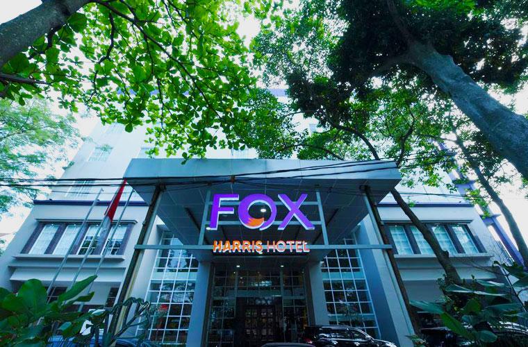 8 Fox Harris Hotel Bandung
