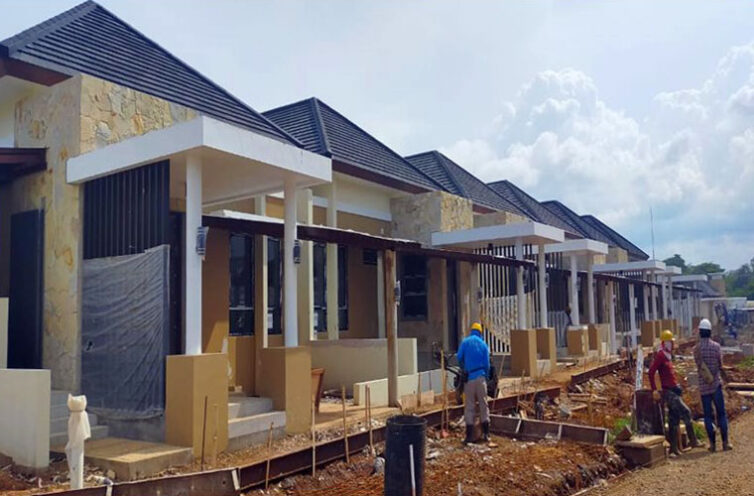 BJP Housing Facility Construction Jepara Type B (Ongoing)